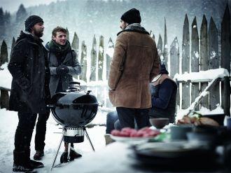 Weber Elektrogrill Im Winter : Winter weber grill demo aktivitäten gartencenter leurs venlo