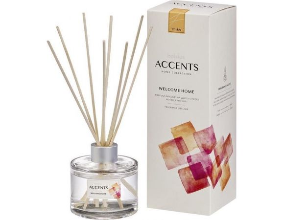 BOLSIUS ACCENTS Geurdiffuser 100ml welcome home