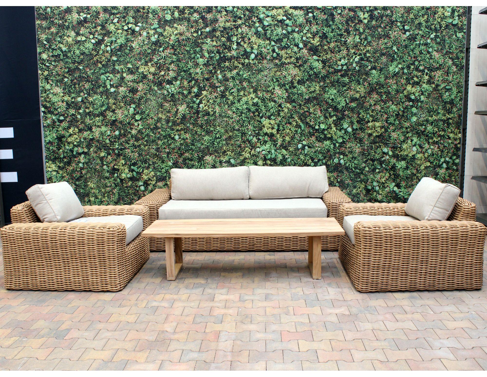 Brasilien Lounge Set Bambus Gartencenter Leurs Venlo Holland