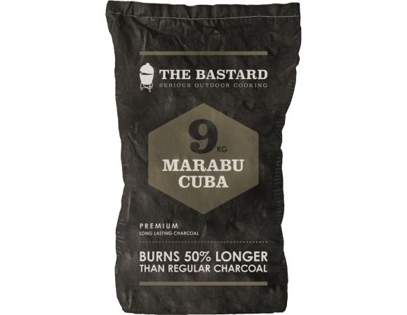 The Bastard Charcoal marabu 9kg